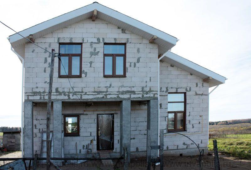 дом КРОХА