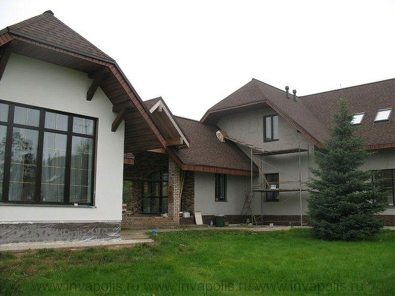 Проекты РЕКОНСТРУКЦИИ домов и участков