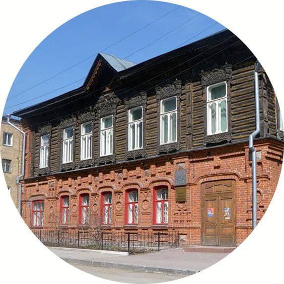 проект для города и деревни - русский комбинированный дом КУБЕЦ