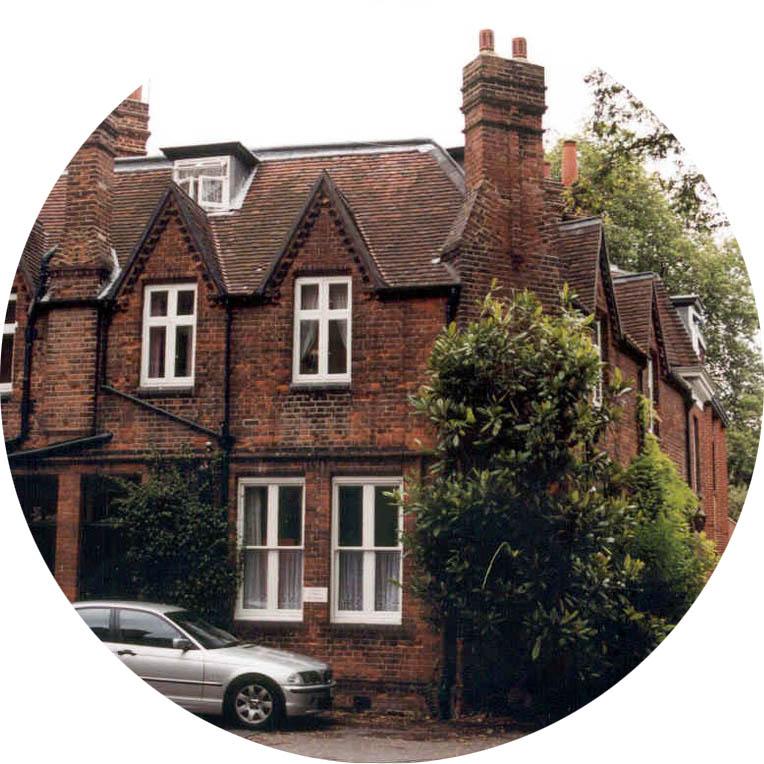 Образец дома в английском стиле