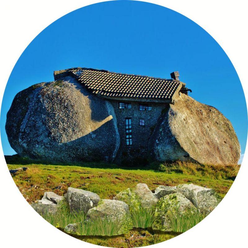 Купить проект дома из пеноблока и газобетона Инваполис