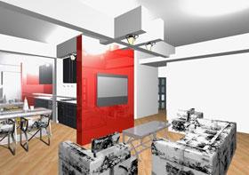интерьеры квартиры на КОРОЛЕВА