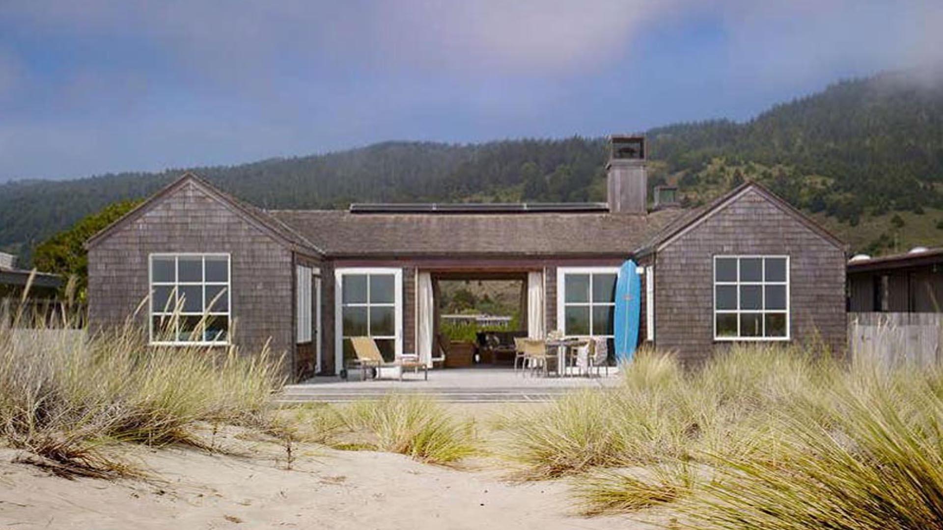 Пляжный одноэтажный - лаконичный но необычный